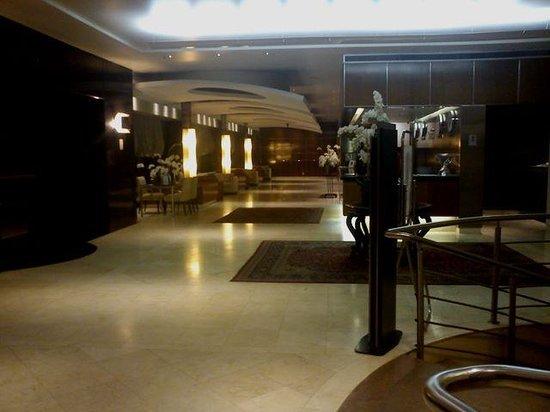 Grand Bittar Hotel : lobby grand bittar
