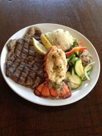 8th and York: Surf & Turf Special