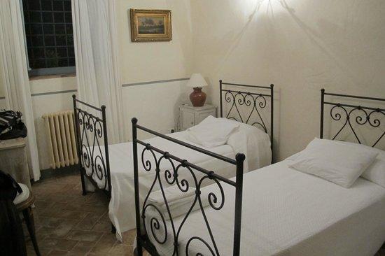 Podere la Querce: Bedroom