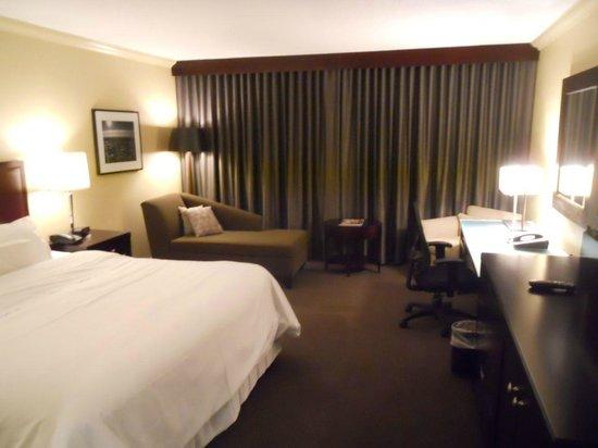The Westin Calgary: Room (Club level)