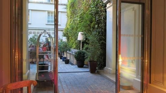 InterContinental Paris-Avenue Marceau: lobby