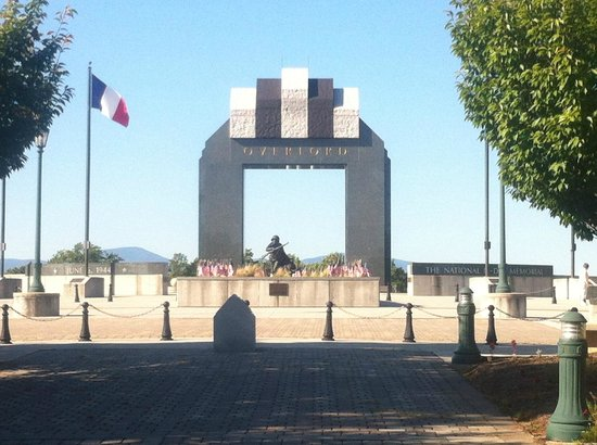 National D-Day Memorial: French Allies