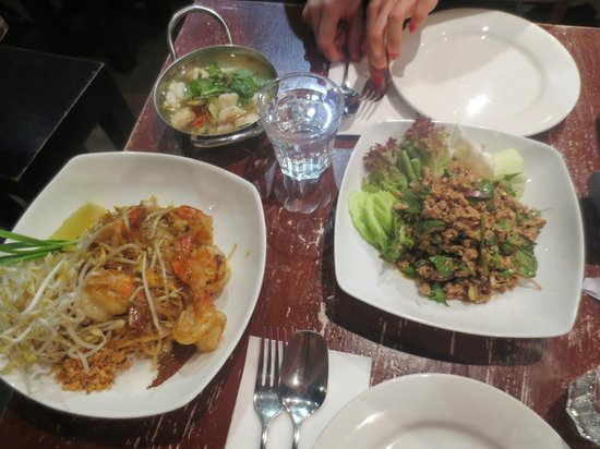 Thai food picture of home thai restaurant sydney for At home thai cuisine