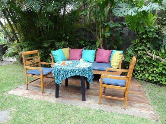 Casa Beleza: El Jardin para desayunar