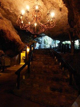 Alux Caverna Restaurant Lounge: Bonne expérience !