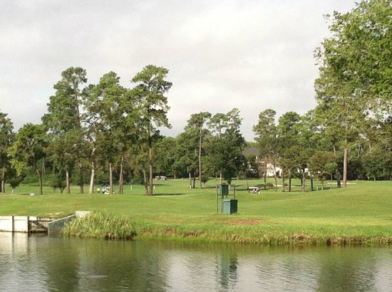 The Woodlands Resort & Conference Center: Green.
