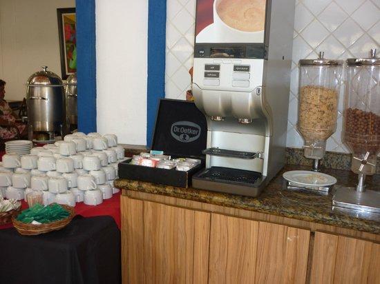 Sauipe Resorts: Desayuno