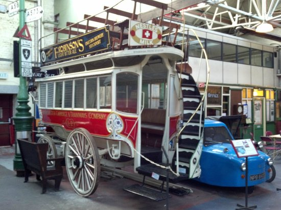 Museum of Transportation
