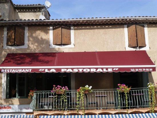 Restaurant La Pastorale : the restaurant