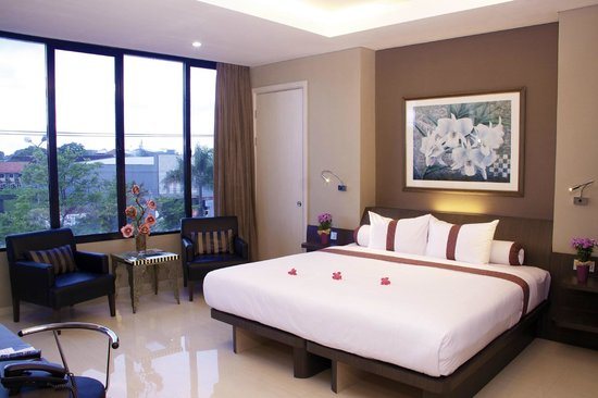 Sun Boutique Hotel Managed by BENCOOLEN: Deluxe Room