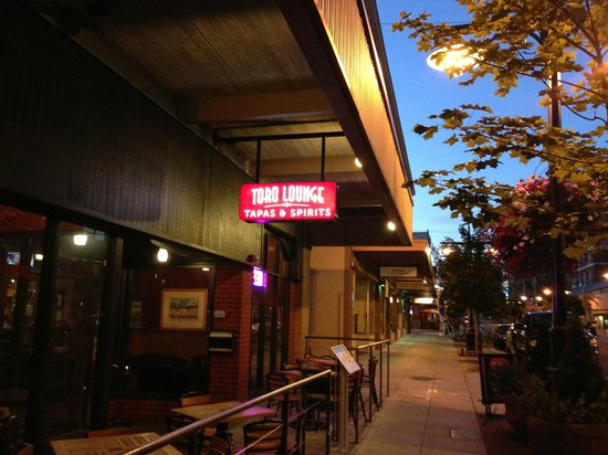 Toro Lounge: A nice evening in Downtown Bremerton