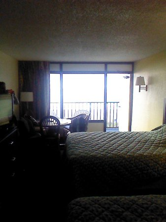 Palmetto Shores Oceanfront: room view
