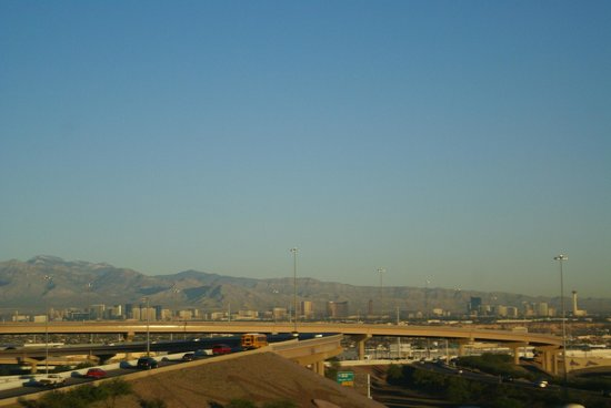 Fiesta Henderson Casino Hotel: Strip View