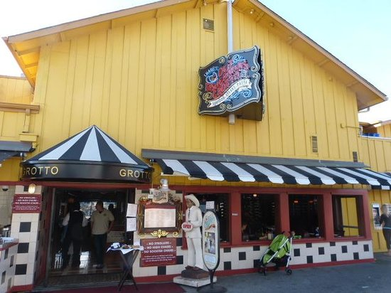 Old Fisherman's Grotto: Exterior view of Restaurant