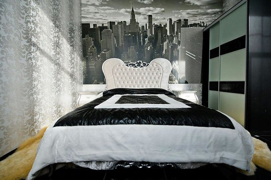 Zodiak: Номер америка кровать