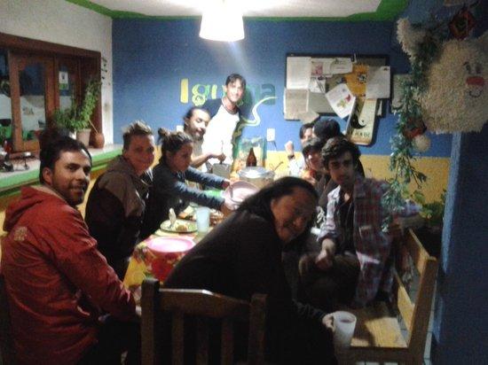 Iguana Hostel: 2