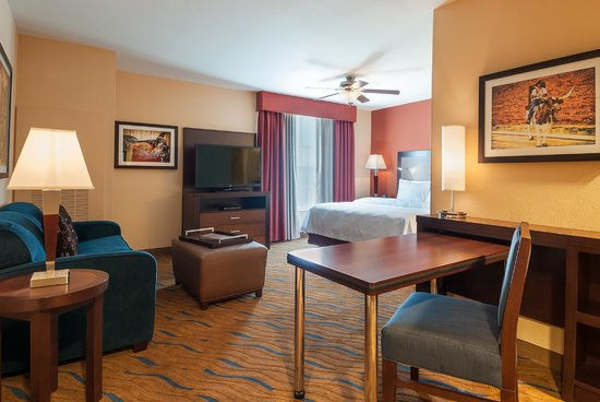 Homewood Suites by Hilton Fort Worth - Medical Center: King Studio Suite