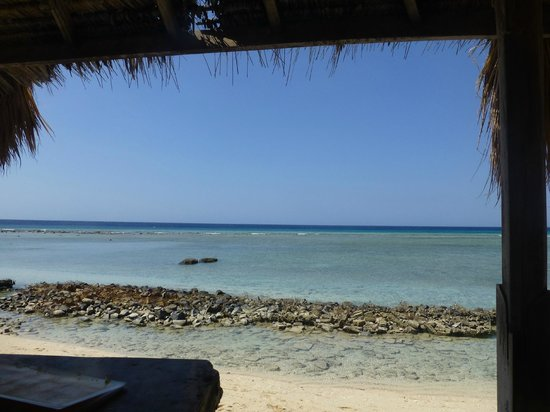 Coral Beach 1: View from Coral Beach