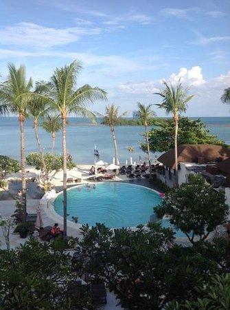 Iyara Beach Hotel & Plaza: ausblick aus dem fenster