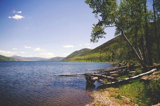 Bowery Haven Resort: Fish Lake