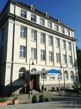 Apartment Hotel Konstanz: Hotel Exterior