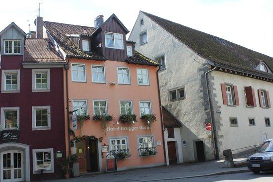 Hotel-Garni Brugger: Hotel facade