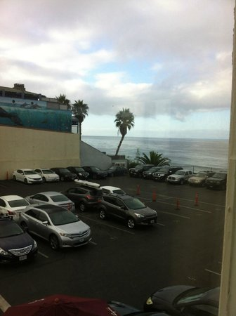 Hotel Laguna : View from my room
