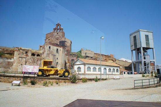 Parque Minero de Almadén: Parque Minero de Almaden