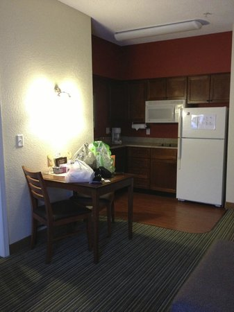 Residence Inn Fort Smith: Nice to eat in rather than out