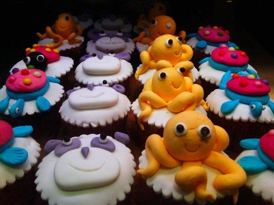 Bali Deli: Cute Cupcakes