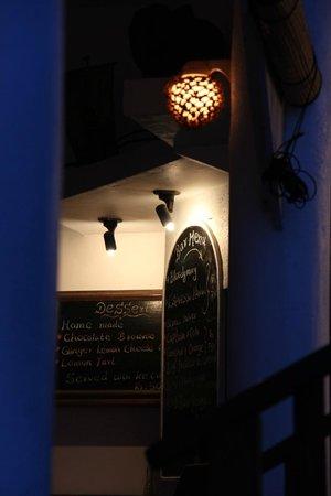 Wijaya Beach Restaurant : Tagesangebote auf den seperaten Tafeln