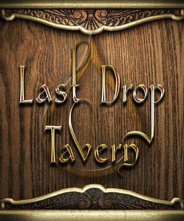 Last Drop Tavern: logo