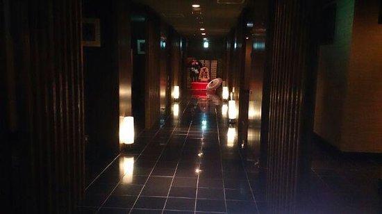 Comfort Hotel Tendo: 食事処は個室