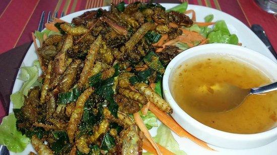 Ban Thai: Assiette dégustation