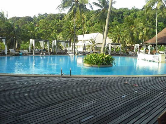 Cape Panwa Hotel: Pool