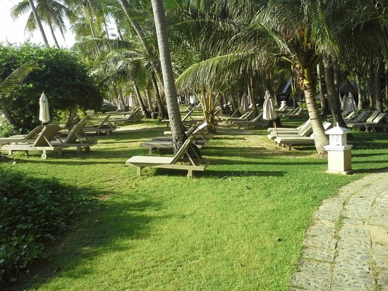 Cape Panwa Hotel: Grounds