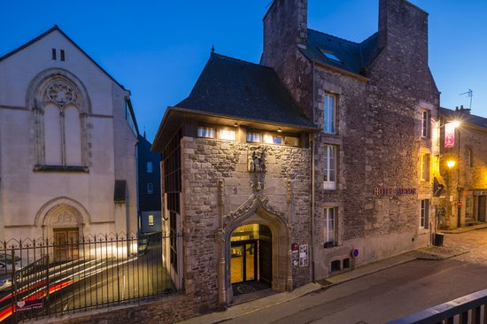 Photo of Hotel Arvor Dinan