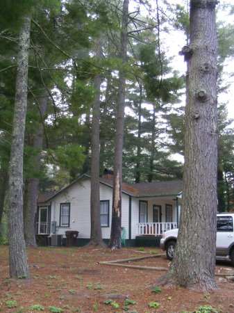 Mountain Lake Cottages: The Pines House