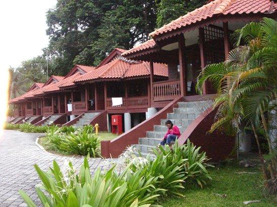Sibu Island Resort The Deluxe Room