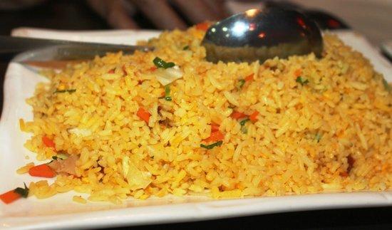Mr. Choi Kitchen: Chow Fan Fried Rice