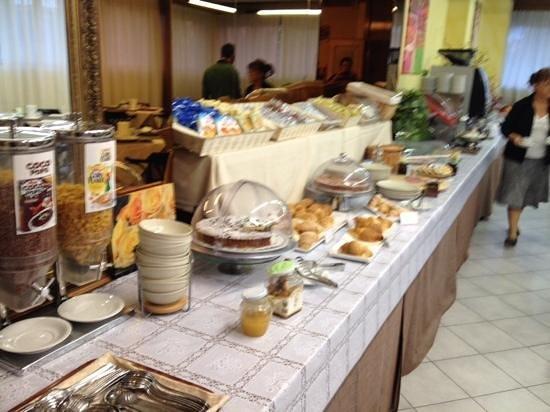 Hotel Donatello : colazione Donatello