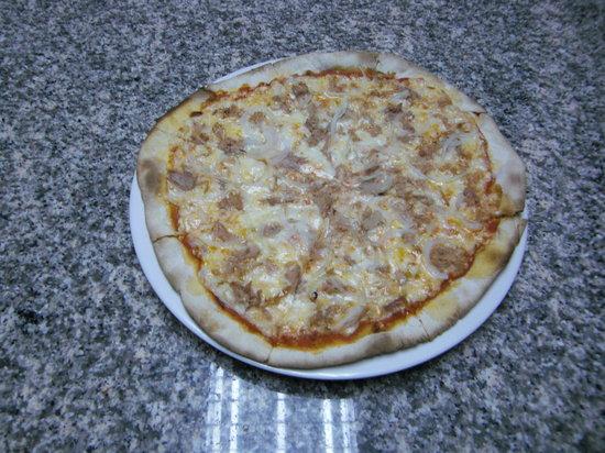 Volterra : Tuna, onion