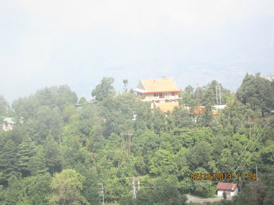 Dalhousie Palace Hotel: View from Room