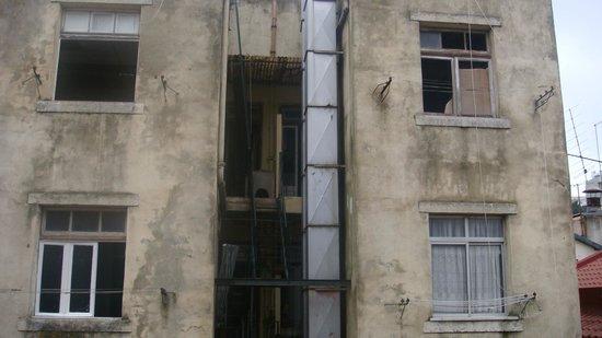 Hotel Do Chile : Aussicht vom Zimmerfenster5