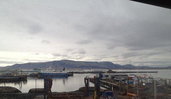 Icelandair Hotel Reykjavik Marina: Marina view from my room