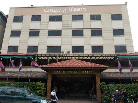 Mito Hotel: Mittapheap Hotel