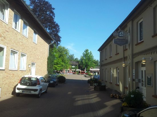 Hotel Rieckmanns Gasthof: Entre
