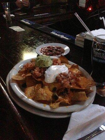 Mr Biggs Bar & Grill: Nachos