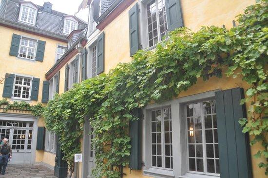 Beethoven House : v ue intérieure