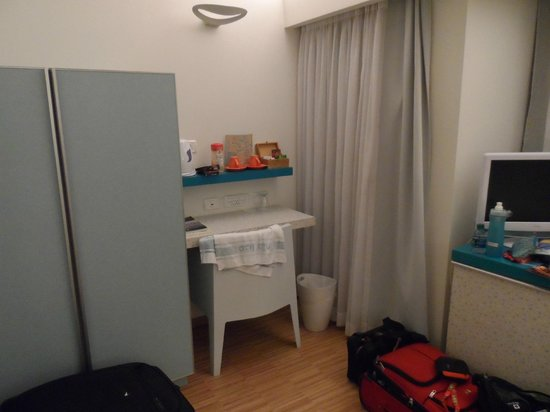 Hotel Prima City, Tel Aviv: Amenities in the room